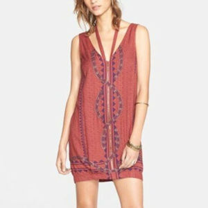 9283 New Free People Diamonds And Snakes Dress S